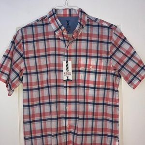 IZOD Button-Up (NWT) short sleeve